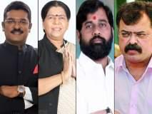 महाराष्ट्र निवडणूक निकाल :ठाण्यात महायुतीचाच बोलबाला; शिंदे, सरनाईकांनी राखला बालेकिल्ला