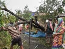 Cyclone Bulbul : पश्चिम बंगालमध्ये 'बुलबुल' चक्रीवादळाने तब्बल 19,000 कोटींचं नुकसान