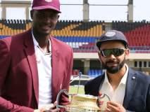 India vs West Indies Test : टीम इंडियाविरुद्धचा 17 वर्षांचा विजयाचा दुष्काळ विंडीज संपवणार?