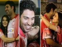 #HappyBirthday Yuvi : क्रिकेटचा 'हिरो' युवराजच्या बॉलीवूड तारकांसोबतच्या गाजलेल्या 'इनिंग्ज'