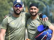 टीम इंडियाला चौथ्या क्रमांकाच्या फलंदाजाची गरज काय, भज्जीच्या ट्विटवर युवीचं भन्नाट उत्तर