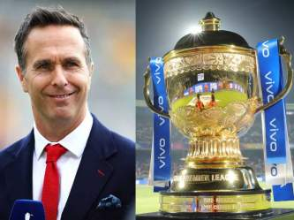 """They will win it"": Michael Vaughan predicts Mumbai Indians as winners of IPL 2021 