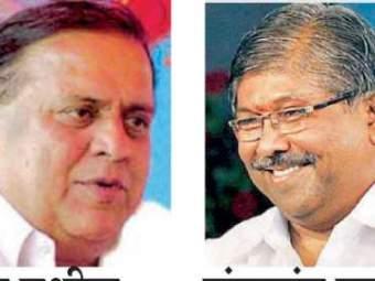 चंद्रकांत पाटील यांनी आता ठरवावे, हिमालयात जायची की कोठे ! - Marathi News | Chandrakant Patil should now decide where to go in the Himalayas! | Latest maharashtra News at Lokmat.com
