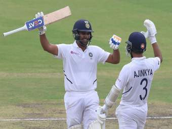 India Vs South Africa, 3rd Test Live Score: रोहित शर्मा-अजिंक्य रहाणेची द्विशतकी भागीदारी