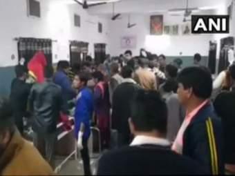 राजस्थानात विवाह समारंभात घुसला ट्रक, 13 जणांचा मृत्यू, 18 जखमी