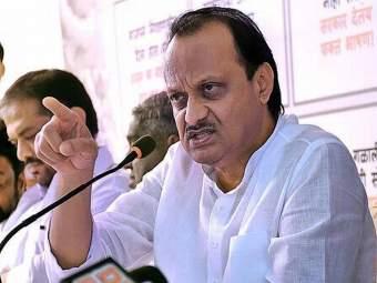 महाराष्ट्र निवडणूक निकालः अजित पवारांची 'ती' धमकी खरी ठरणार? शिवसेनेचा 'विजय' धोक्यात?