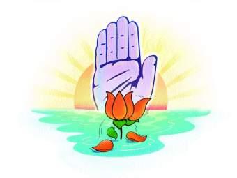 पाच राज्यांच्या निकालाने महाराष्ट्रात काँग्रेस आणि राष्ट्रवादीमध्ये चैतन्य