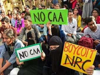 CAA-NRCच्या विरोधात विरोधकांनी प्रदर्शन करू नये, काँग्रेसच्या दिग्गज नेत्याचा सल्ला