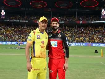 IPL 2019 Live updates CSKvRCB: बंगळुरुला पाचवा धक्का, ५ बाद ४५