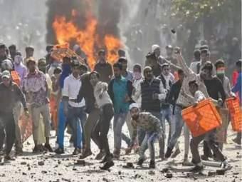 जगात भारताची प्रतिमा मलिन करण्याचं कारस्थान, दिल्लीतल्या हिंसाचारावर गृहराज्यमंत्र्यांचं मोठं विधान
