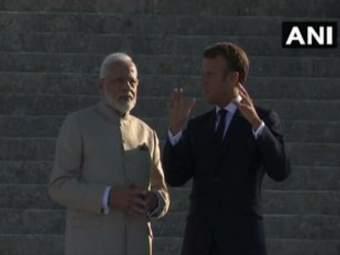 काश्मीरप्रश्नी फ्रान्सची भारताला साथ, द्विपक्षीय चर्चेतून तोडगा काढण्याचा दिला सल्ला