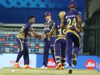 IPL 2021, KKR vs SRH T20 Live : नितीश राणाच्या वादळासमोर SRHचा पालापाचोळा, कोलकाताचा ऐतिहासिक विजय - Marathi News | IPL 2021, KKR vs SRH T20 Live : 100th win for KKR in IPL history, beat SRH by 11 runs | Latest cricket News at Lokmat.com