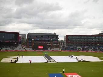 ICC World Cup 2019 : भारत-वेस्ट इंडीज सामन्यात पावसाची शक्यता, सामना रद्द होण्याची चिन्हे