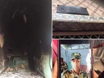 Delhi Violence : दंगलखोरांनीजवानाचे घर जाळले, बीएसएफमधील सहकारी मदतीस धावले