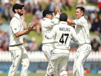 NZ vs IND 1st Test: न्यूझीलंडचा भारतावर १० गडी राखून विजय; मालिकेत आघाडी