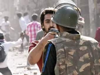 Delhi Violence: बंदूक रोखणारा 'तो' दंगलखोर गेला कुठे? दिल्ली पोलिसांची खळबळजनक माहिती