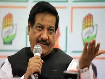 महाराष्ट्र निवडणूक 2019: महाशिवआघाडी होऊ नये म्हणून भाजपाचे प्रयत्न; पृथ्वीराज चव्हाणांचा आरोप