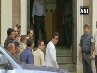 Raj Thackeray ED Notice Live : मनसे अध्यक्ष राज ठाकरे यांची ईडी कार्यालयात चौकशी सुरू