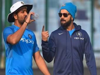 India vs West Indies : विराट कोहली अन् रोहित शर्मा यांच्यात शर्यत; कोण मारेल बाजी?