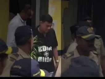 Raj Thackeray ED Notice : मनसैनिकांचा नवा फंडा; 'टी-शर्ट मेसेज'मधून मोदी सरकारला हल्ला
