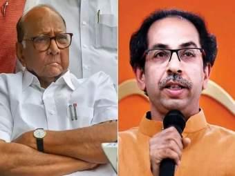Maharashtra Government: उद्धव ठाकरे-शरद पवारांमध्ये 1 तास चर्चा; सत्ता स्थापनेसाठी वेगवान घडामोडी