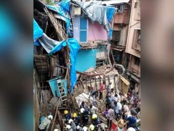 Mumbai Dongri Building Collapsed : डोंगरी इमारत दुर्घटनेत मृतांचा आकडा पोचला १० वर