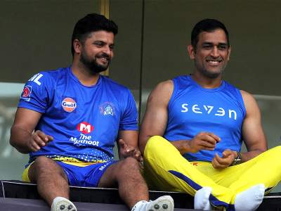 धोनी २०२२ चे आयपीएल खेळणार नाही; सुरेश रैनाचं मोठं वक्तव्य - Marathi News | Dhoni will not play in IPL 2022 said suresh Raina | Latest cricket News at Lokmat.com