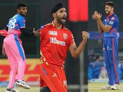 IPL 2021 : टीम इंडियाचं भविष्य उज्ज्वल; या युवा खेळाडूंनी भल्याभल्या दिग्गजांना पाजलं पाणी! - Marathi News | Team India Future bright; this uncapped player caught attention in IPL 2021 | Latest cricket Photos at Lokmat.com