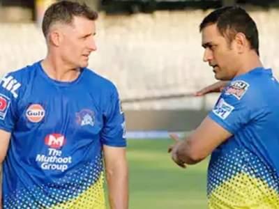 IPL 2021 : भारतातून येणाऱ्या प्रवाशांना मालदीवमध्ये प्रवेशबंदी; चेन्नई सुपर किंग्सचं वाढलं टेंशन - Marathi News | IPL 2021: Maldives bans travellers from India, CSK worried about Michael Hussey's departure | Latest cricket News at Lokmat.com