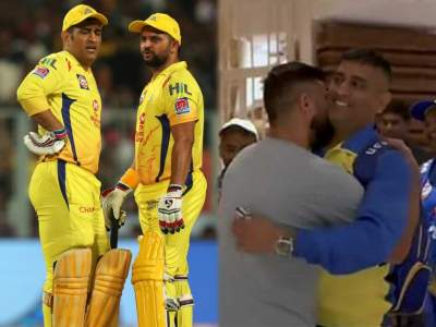 मैत्री असावी तर अशी!; IPL 2022मध्ये जर महेंद्रसिंग धोनी खेळणार नसेल, तर मी पण खेळणार नाही; सुरेश रैना - Marathi News | If MS Dhoni doesn't play IPL next season, I too won't play: Suresh Raina | Latest cricket News at Lokmat.com