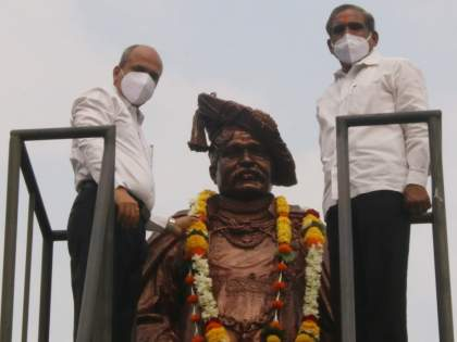 Commencement of Rajarshi Shahu Maharaj Memorial Centenary Year | Shahu Maharaj Chhatrapati kolhapur- राजर्षी शाहू महाराज स्मृति शताब्दी वर्षास प्रारंभ