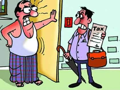 The salary of municipal employees on the basis of tax collection   पालिका कर्मचाऱ्यांचे वेतन कर वसुलीच्या आधारावर