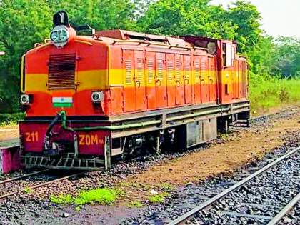Nagbhid-Nagpur railway line will be broad gauge   नागभीड-नागपूर रेल्वे मार्ग ब्रॉडगेज होणार