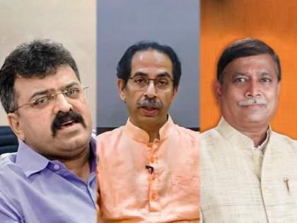 Uddhav Thackeray given 100 rooms to Tata Cancer hospital in bombay dyeing after Jitendra Awhad meet   २४ तासांत मुख्यमंत्री उद्धव ठाकरेंनी काढला तोडगा; जितेंद्र आव्हाड खुश अन् शिवसेना आमदारही समाधानी