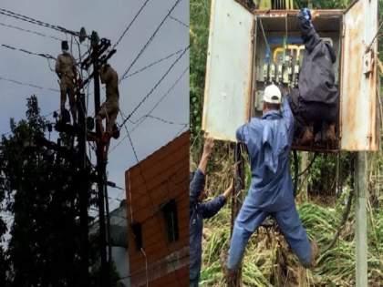Unfortunately! During the year, 41 contract power workers lost their lives while performing services | दुर्दैवी! राज्यातील ४१ कंत्राटी वीज कर्मचाऱ्यांनी सेवा बजावताना वर्षभरात गमावले प्राण