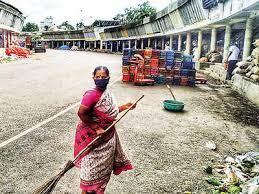 Market committees closed in Nashik district | नाशिक जिल्ह्यातील बाजार समित्या बंद