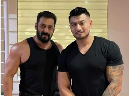 A former army officer starring in Salman Khan's 'Radhe'; Also in the role of a villain | माजी सैन्य अधिकारी झळकले सलमान खानच्या 'राधे' चित्रपटात; तेही खलनायकाच्या भूमिकेत