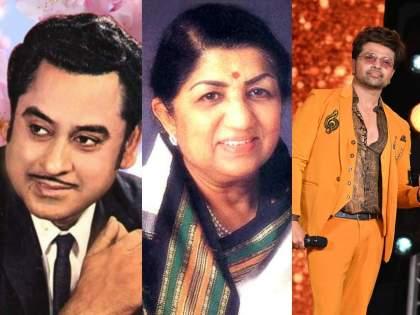 Indian Idol 12: Kishore Kumar and Lata Mangeshkar's unreleased song will be screened by Himesh Reshammiya | Indian Idol 12: किशोर कुमार आणि लता मंगेशकरांचं रिलीज न झालेलं गाणं हिमेश रेशमिया करणार प्रदर्शित