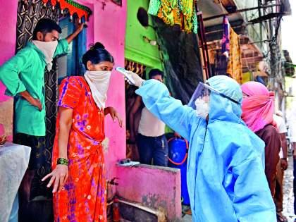 'Mumbai model' battling corona on the strength of two lakh hands.. | दोन लाख हातांच्या बळावर कोरोनाशी झुंजणारे 'मुंबई मॉडेल'