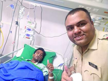 Friends came running as angels, collected Rs 30 lakh for a sick friend | देवदूत म्हणून मित्र आले धावून, आजारी मित्रासाठी जमा केले ३० लाख
