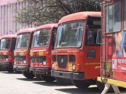 296 ST buses became Corona Fighter | २९६ एसटी बसेस झाल्या`कोरोना फायटर`