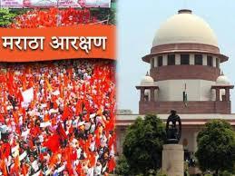 Maratha Reservation : ... otherwise no Maratha MLA, MP, Minister will be allowed to walk on the streets; Warning of Maratha Kranti Morcha   Maratha Reservation : ...अन्यथा एकाही मराठा आमदार, खासदार, मंत्र्याला रस्त्यावर फिरू देणार नाही; मराठा क्रांती मोर्चाचा इशारा