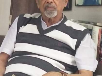 Writer Suresh Chandra Gupte passed away   लेखक सुरेशचंद्र गुप्ते यांचे निधन