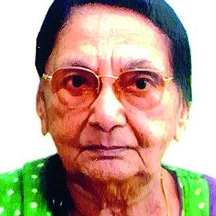 Maternal mourning to former Chief Justice Sharad Bobade | माजी सरन्यायाधीश शरद बोबडे यांना मातृशोक