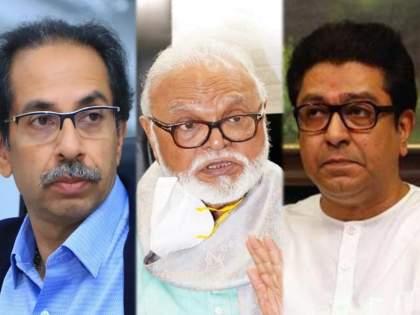 Exclusive: Minister Chhagan Bhujbal's advice to Uddhav Thackeray and Raj Thackeray   Exclusive: उद्धव ठाकरे अन् राज ठाकरेंना मंत्री छगन भुजबळांचा मौल्यवान सल्ला; ठाकरे बंधू स्वीकारणार का?