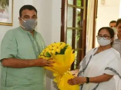 Mamata Banerjee politics: chief secretary will come Delhi After Nitin Gadkari call, rejected at Narendra modies call   Mamata Banerjee: मोदींना नकार, पण नितीन गडकरींना होकार; ममतांचे मुख्य सचिव उद्या दिल्लीला येणार