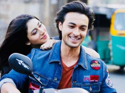 Loveratri trailer release aayush sharma warina hussain film   सलमानचा मेहुणा जोरात! 'लवरात्रि'चा ट्रेलर रिलीज!!