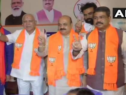 Home Minister gets promotion in Karnataka; Basavaraj Bommai is the new Chief Minister of Karnataka | Karnataka CM: कर्नाटकात गृहमंत्र्यांना मिळाली बढती; बसवराज बोम्मई नवे मुख्यमंत्री