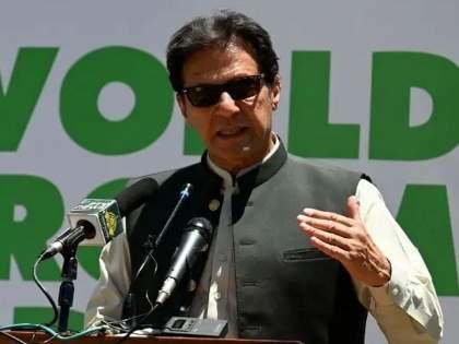 PoK election: Imran khan's PTI workers violence in assembly elections; Opponents say, let's call India ...   PoK निवडणूक: इम्रान यांच्या कार्यकर्त्यांचा तुफान राडा; विरोधक म्हणाले, भारताला बोलवू...