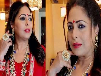 super dancer 4 judge geeta kapur wedding rumours spotted with sindoor | कोरियोग्राफर गीता कपूरने गुपचूप बांधली लग्नगाठ? फोटो पाहून चाहतेही हैराण